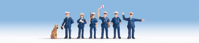 Polizisten Österreich