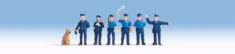 Polizisten Schweiz