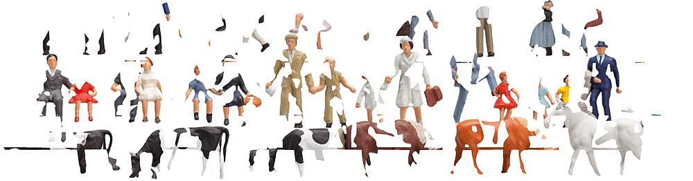 Einsteiger-Set, 36 Figuren
