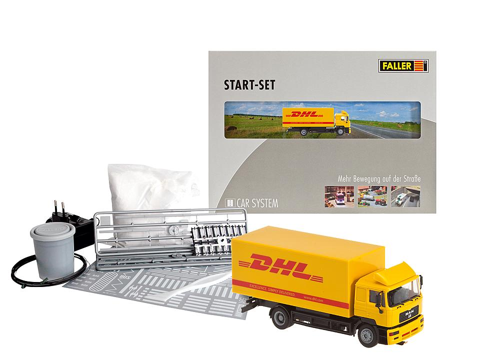 Start-Set LKW DHL