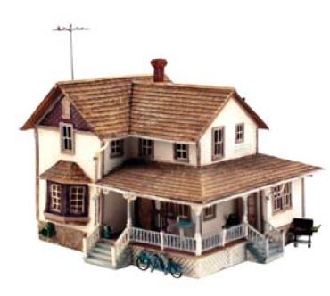 Corner Porch House (built up)