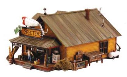 Mo Skeeters Bait & Tackle (built up)