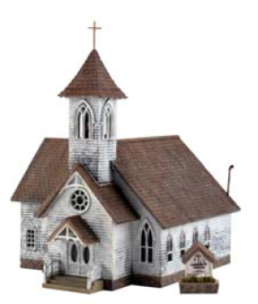 Country Church (Kit)