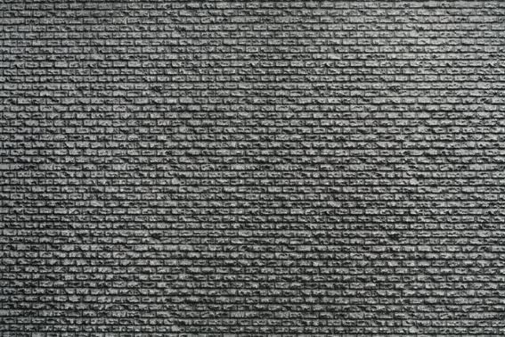 Wandplatte, Quadermauer