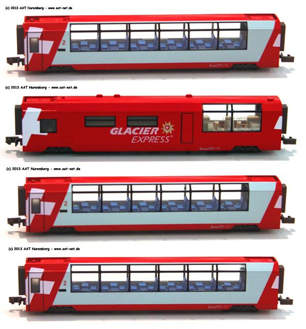 RhB Glacier Express