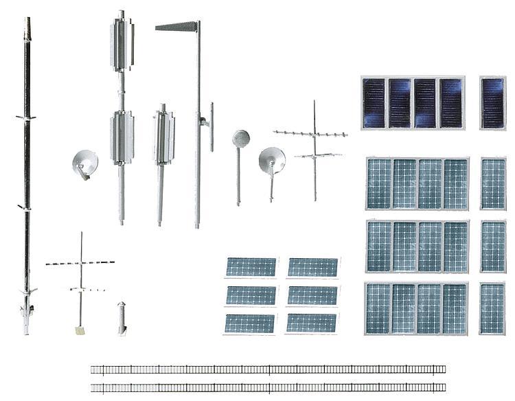 Dachausgestaltungs-Set