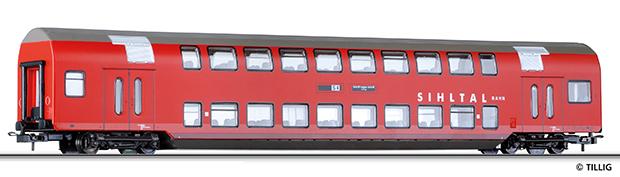 SZU Sihltalbahn