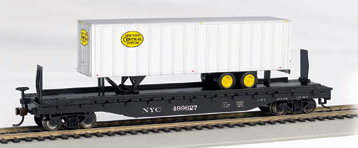 New York Central w/NYC Trailer