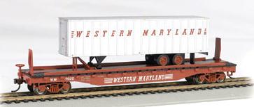 Western Maryland w/WM Trailer