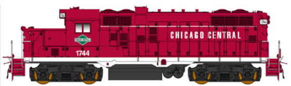 Chicago Central & Pacific