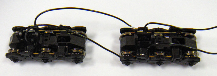 Flexicoil Truck SD40/SD45, black (high-mount brakes)