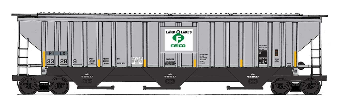 Land-o-Lakes / PTLX