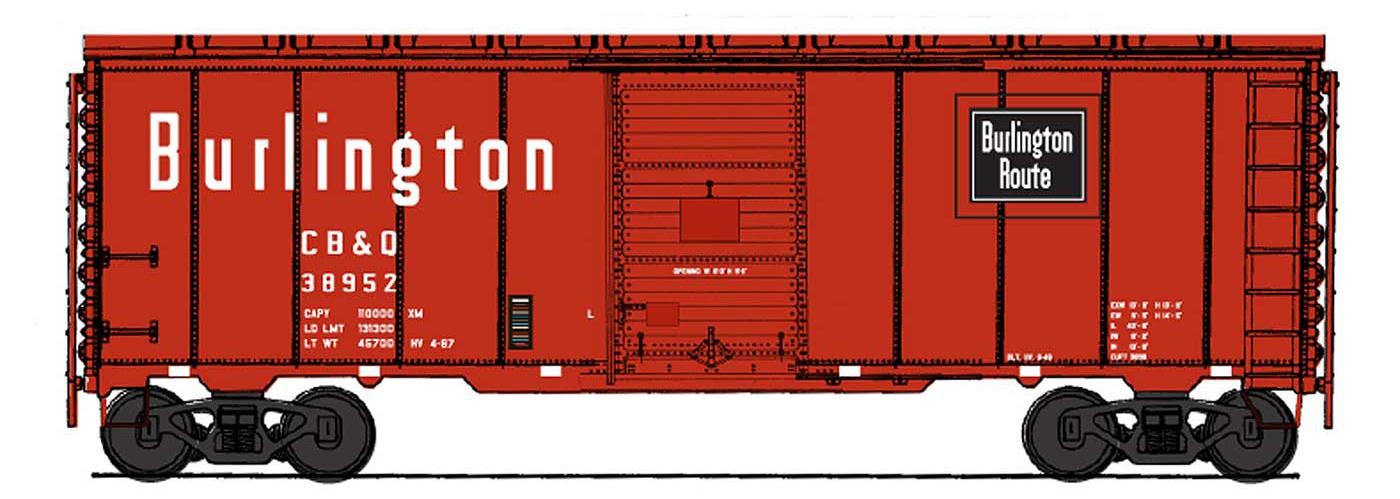 Burlington Route (CB&Q)