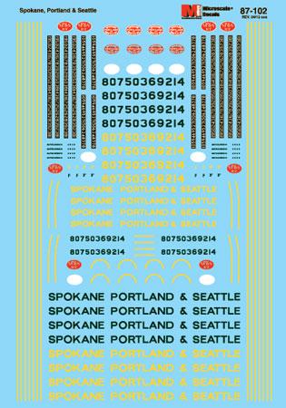 Spokane Portland & Seattle
