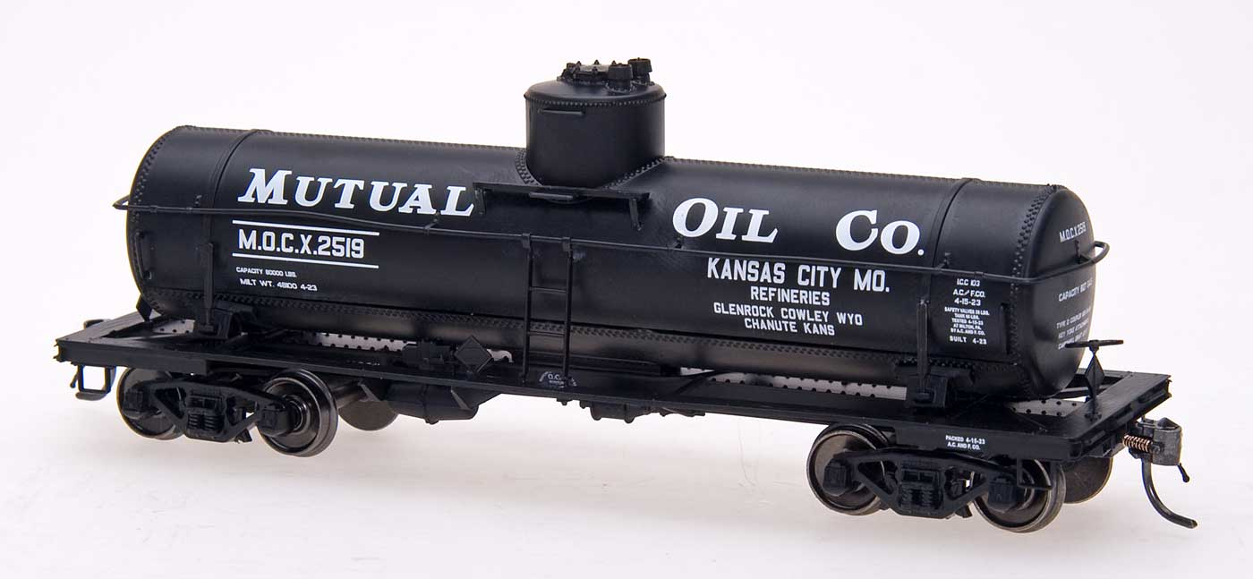Mutual Oil