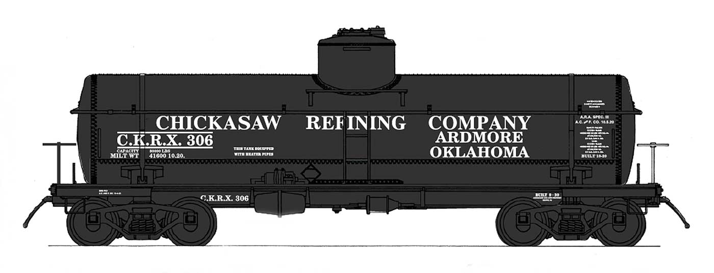 Chickasaw Refining / CKRX