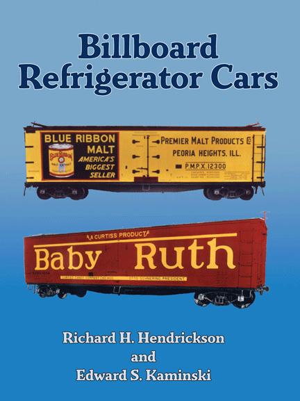 Billboard Refrigerator Cars