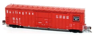 XML-14 Boxcar N