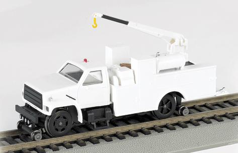 Truck w/crane