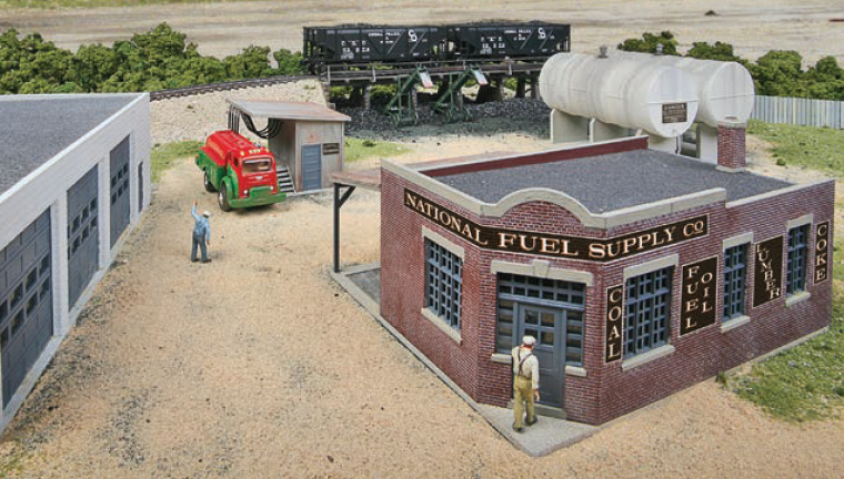 National Fuel Supply