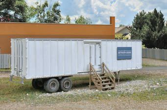 Storage Trailer (Kit)