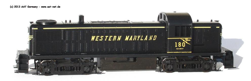 Western Maryland