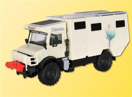 Unimog Wohnmobil Unicat