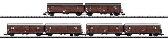 DB Stückgut-Schnellverkehr
