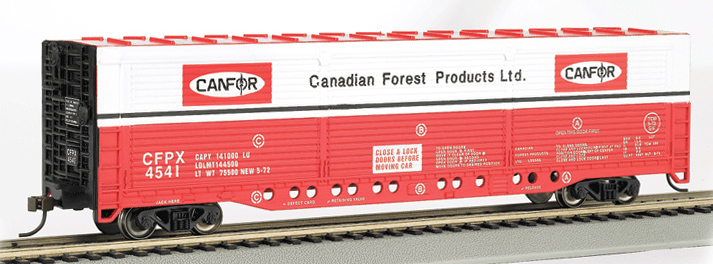 Canadian Forest Products