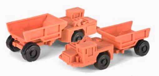 Mine Trucks (2)