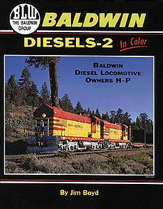 Baldwin Diesels in Color