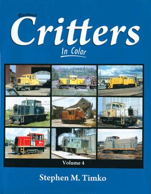 Railroad Critters, Vol. 4