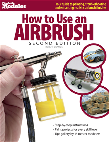 How to use an Airbrush, 2nd Edition