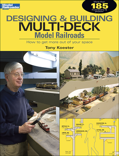 Designing & Building Multi-Deck Model RR