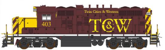 Twin Cities & Western