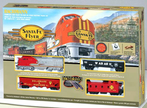 Santa Fe Flyer