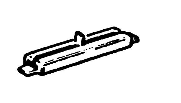 Isolier-Schienenverbinder