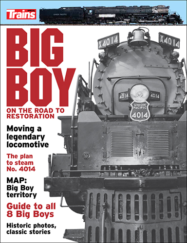 Big Boy - On the Road to Restauration