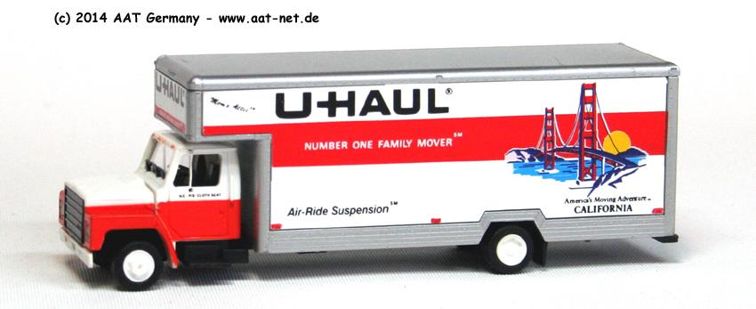 U-Haul Moving Trucks H0