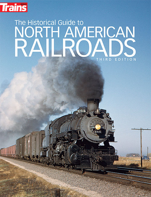 Historical Guide to North American Railroads