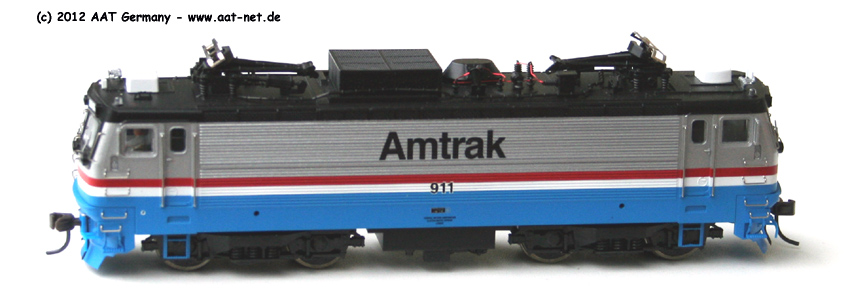 Amtrak (as delivered)