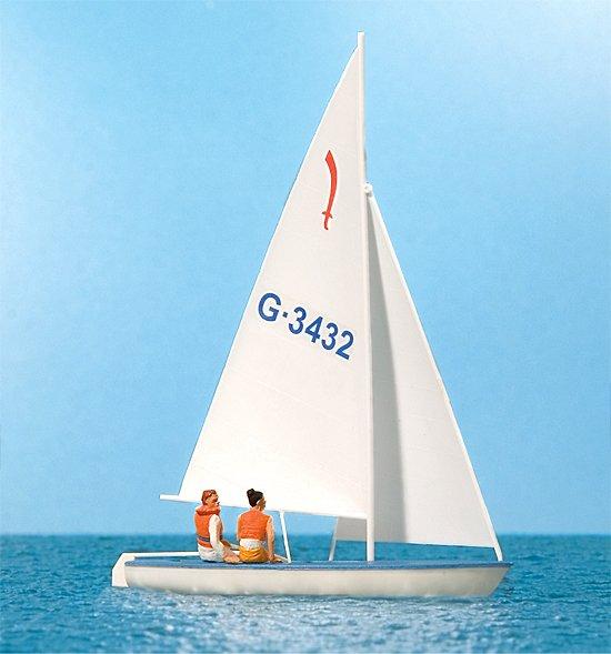 Segler (1), Segelboot Korsar