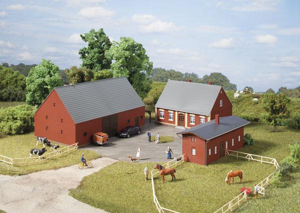 Bauernhof (3 Gebäude)