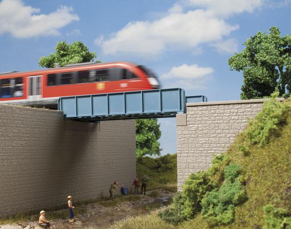 Blechträgerbrücke