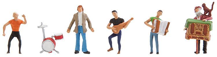 Kleine Band / Straßenmusiker