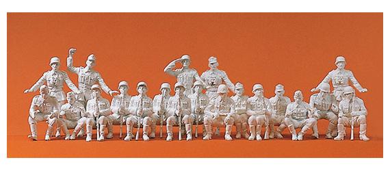 Mot. Infanterie/Grenadiere, Wehrmacht