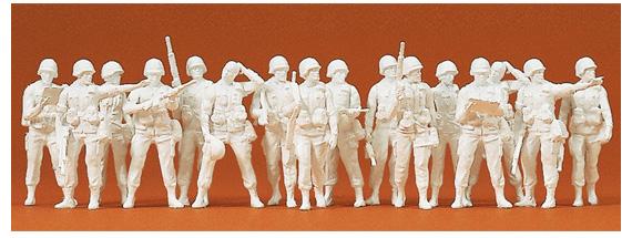 Infanterie modern, US Army