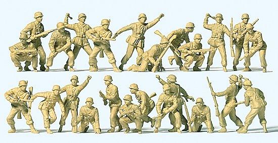 Deutsches Afrika Korps im Gefecht, 1941-43
