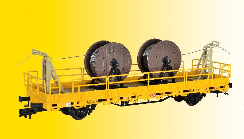 Fahrleitungsbauwagen