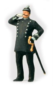 Berliner Polizist (um 1900)
